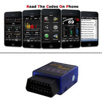 ELM327 OBDII Car Diagnostic Bluetooth-Scanner Torque Auto Scan for Android^ Kn