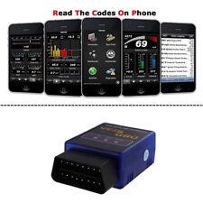 ELM327 OBD2 OBDII Car Diagnostic Bluetooth Scanner Torque Auto Scan forAndroidWF