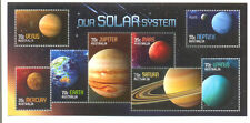 Australia-Our Solar System-Space-min sheet cto-f.used 2015 issue