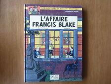 BLAKE ET MORTIMER n°13 *** L'AFFAIRE FRANCIS BLAKE *** EO