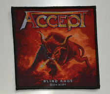 ACCEPT - Blind Rage - Patch - 9,7 cm x 9,9 cm - 164298