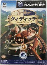 Harry Potter coupe du monde de Quidditch - Nintendo Gamecube - Neuf - NTSC-J JAP