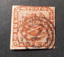 Briefmarken Dänemark Nr. 7