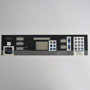 Life Fitness TR9100 / 9500 Treadmill Display Overlay