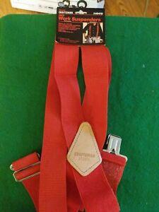 New Craftsman Work Suspenders