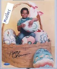 Gary Coleman Diff'rent Strokes Autographed Signed 8x10 Photo Coa Deceased
