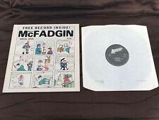McFadgin Airship AP513 1982 vinyl LP - VERY RARE British private pressing