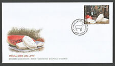 Cyprus Stamps SG 2018 Halloumi Cypriot cheese PERFECT ___ NEW  Official FDC