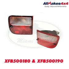 Land Rover Tail Rear Bumper Lamp Light Lh Rh Freelander Xfb500180 Xfb500190 Allm (Fits: Land Rover Freelander)