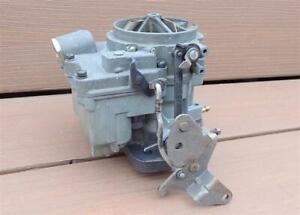 GM Rochester Carburetor 2 Jet Tri Power Center Carb 2 Barrel Olds Pontiac Chevy