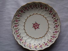 "ANTIQUE NEWHALL PORCELAIN 1800-1825 HAND PAINTED LARGE 7 1/2"" SAUCER (B)"
