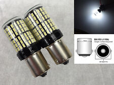 Backup Reverse light 1156 BA15S 7506 P21W 5007 5008 Projector White W1 for BMW E