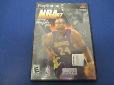 PlayStation 2, NBA 07 The Life Vol 2,Rated E,True Simulation Featuring  NBA Team