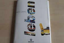 161791) Renault Twingo Initiale Clio B 1.6 16V V6 Trophy Pressemappe 1999