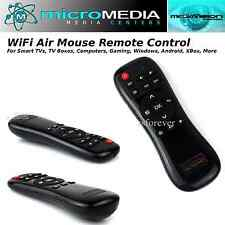 MediaVISION- Wireless Air Mouse- PC Smart TV XBox-Game-Windows Android Linux Mac