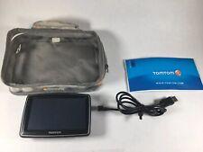 NEW OEM TomTom LCD Screen /& Bezel Case GPS LMS430HF28 Part GO 2405 2435 PRO 7100