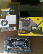 Nvidia Geforce GTX 1070 Zotac Mini graphics card