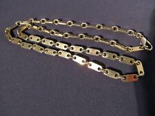 Plättchenkette - Goldkette - Halskette - Gold 333- 41g schwer - Kette !~!~!