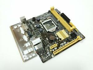 ASUS H81M-P-SI LGA1150 Mini-ITX DDR3 Motherboard with BP