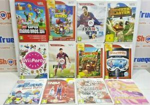 Videos Juegos Nintendo Wii a Elegir