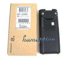 NEW ICOM BP-208N Battery Case for IC-V8 IC-T3H IC-V82 IC-U82 IC-A24 IC-A6