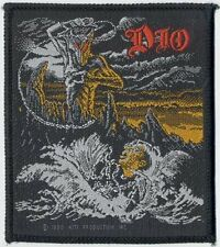 Dio Ronnie Original Holy Diver 1990 Sew On Patch