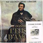 Donizetti: L'Elisir D'Amore / Savini, Tagliavini, Valdengo, Praga Philarmonic LP