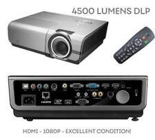 Optoma TH1060P Full HD 1080p Home Movie Theater DLP Projector - 4500 Lumens!