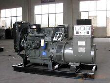 BrandNew 30Kw Single Phase 50/60hz Diesel Powered Generator Free Ship WorldWide
