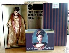 1997 Cafe Society Collector Club Members Choice Barbie Doll #2 with Shipper NRFB