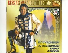 CD VITALY ROMANOVrussia's most beautiful songsNEAR MINT (R1556)