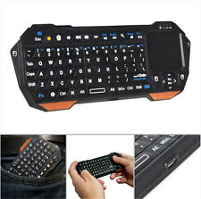 Wireless Mini Portable 10m Remote Bluetooth Keyboard with Multi-Touch Pad Mouse