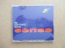 The Lightning Seeds – Sense - 1992 UK CD Single  - Virgin – VSCDT 141 - OOP!!!