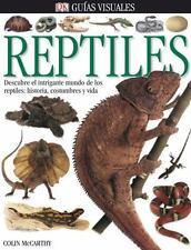 Reptiles: Descubre el intrigante mundo de los reptiles: historia, costumbres y