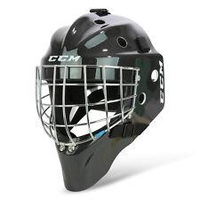 New CCM Goal 7000 goalie face mask Yth black carbon ice hockey helmet size youth