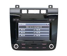 OEM VW Touareg RCD550 Alpine Stereo Radio 6 Disc CD Changer CD MP3 Player