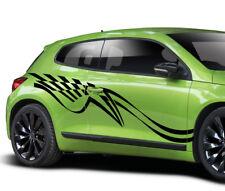 Sport Autoaufkleber Autotuning Autotattoo Farbauswahl Größe 181сm x 28cm ORACAL
