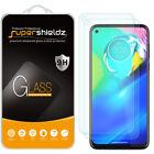 [2-Pack] Supershieldz Tempered Glass Screen Protector for Motorola Moto G Power