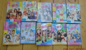 Beverly Hills 90210 COMPLETE SEASON SERIES 1 2 3 4 5 6 7 8 9 10 DVD'S REGION 4