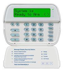 DSC Security Alarm System-RFK5500 64-Zone LCD Keypad with Wireless Receiver