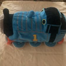 "Thomas The Train Plush 16"" Stuffed Toy Cuddle Pal Pillow Soft Beaded Engine Toy"