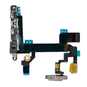 iPhone SE Power Button Flex Laut Leise Volumen Stumm AN AUS Schalter Taste Blitz