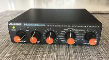 ALESIS NanoBass Synthesizer MIDI BASS MODULE - AMAZING & RARE