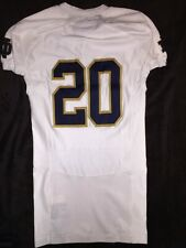 Notre Dame Football Away Game Jersey 2015 -#20
