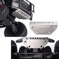 GRC Metal Front Bumper Armor Guard for TRX-4 Benz G500 TRX-6 Benz G63 RC #G145F