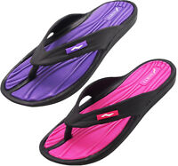 Norty - Women's Molded Flip Flop Sandal, Lightweight and Airy