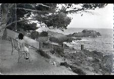 SAINT-RAPHAEL (83) BOULOURIS , BANC PUBLIC animé