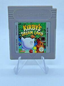Kirby's Dream Land Nintendo Game Boy Spiel TOP ZUSTAND