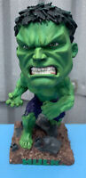 "NECA 2003 Incredible Hulk 8"" Tall Head Knocker Bobble Head Marvel Character"