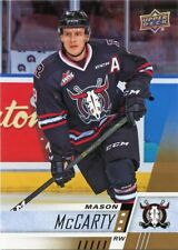 17/18 UPPER DECK CHL #277 MASON MCCARTY RED DEER REBELS *48813